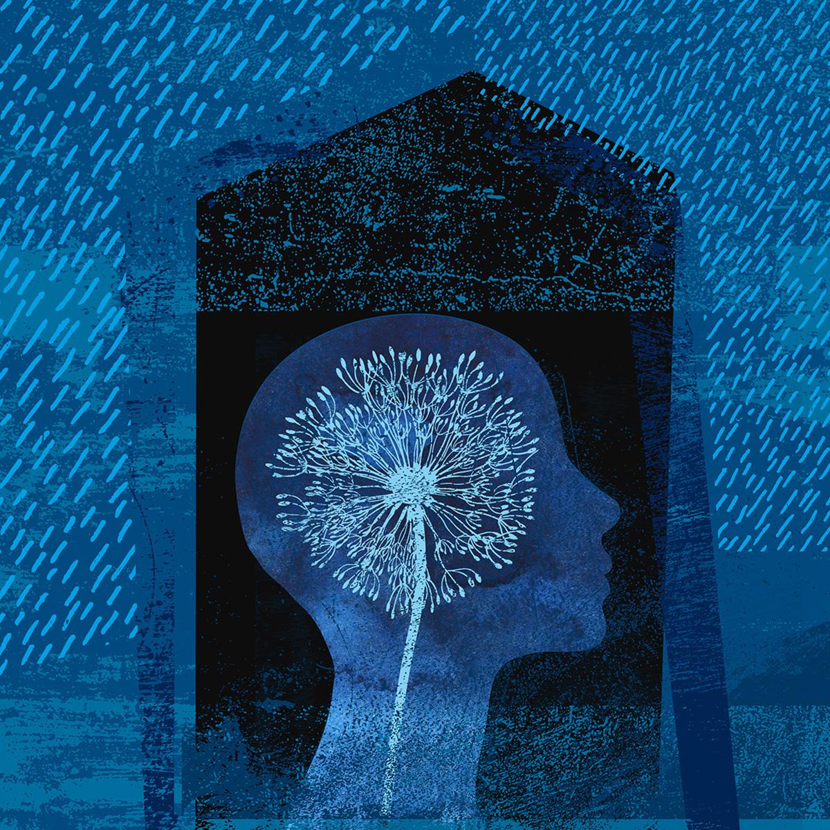 Karin Kemi Mixed media |Giclée Fine art print, collage 30 x 30 cm 3 700 kr svenskakonstnarer.se